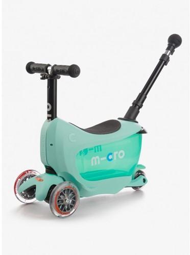 Micro Mini2go Deluxe Push mint