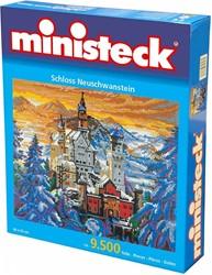 Ministeck Kasteel Neuschwanstein - 9500 stukjes