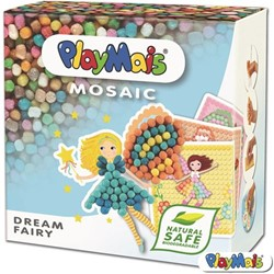 PlayMais  knutselspullen Mosaic Dream Fairy