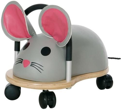 Wheelybug loopauto Muis groot