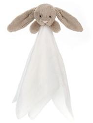 Jellycat Bashful Beige Bunny Muslin Soother - 40cm