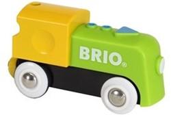 BRIO trein Mijn eerste locomotief op batterijen 33705