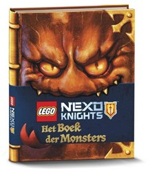 Lego  Nexo Knights set Het boek der Monsters