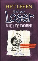 Kinderboeken  leesboek Het leven van een loser - Deel 5 Niet te doen