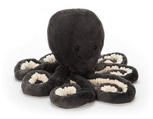 Jellycat knuffel Inky Octopus Medium 49cm