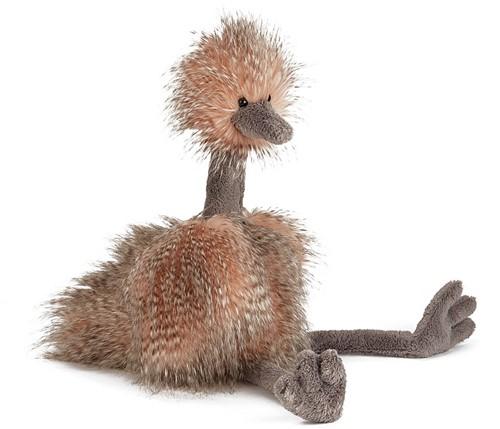 Jellycat Odette Struisvogel groot