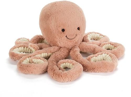 Jellycat Odell Octopus Little - 23cm