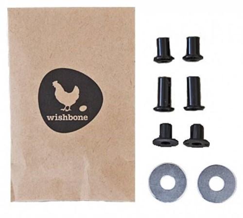 Wishbonebike  loopfiets onderdelen Kleine onderdelen voor as