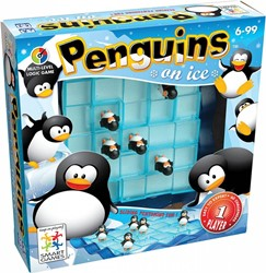 Smart Games  puzzelspel Pinguins on ice