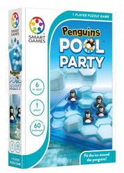 Smart Games  puzzelspel Penguins Pool Party