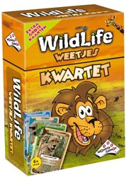 Identity games  kwartet Wildlife