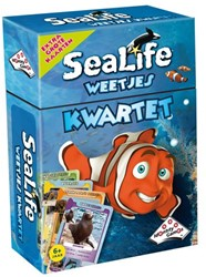 Identity games  kwartet Sealife