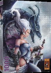 999 Games Puzzel Maandraak (1000 st)
