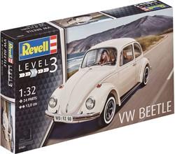 Revell 07681 Model Set Volkswagen Beetle Exclusief verf