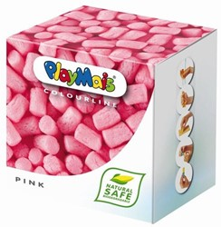 PlayMais  knutselspullen 150 roze