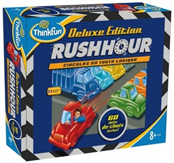 Thinkfun  puzzelspel Rush Hour Deluxe Edition