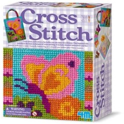 4M  Creatief knutselen Cross Stitch