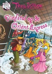 Kinderboeken  Geronimo Stilton Thea Stilton 10; Diefstal op de Orient Express