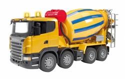 Bruder  - Scania R-Serie Cement Mixer