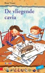 Zwijsen  avi boek De vliegende cavia AVI E6