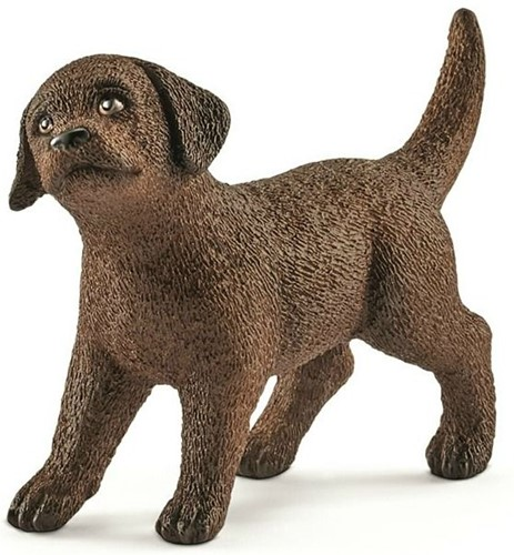 Schleich Boerderij - Labrador Retriever Pup 13835