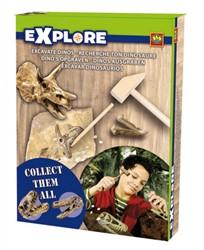 Ses  Explore wetenschapsdoos Dino's opgraven