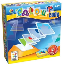 Smart Games  puzzelspel Colour code