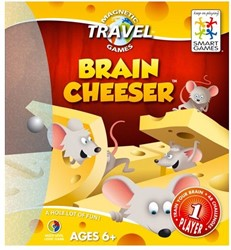 Smart Games spel  Brain Cheeser
