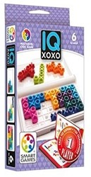 Smart Games  puzzelspel IQ XOXO