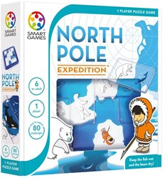 Smart Games  puzzelspel North Pole Expedition
