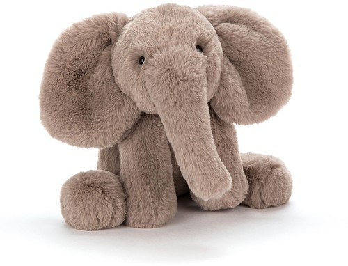 Jellycat knuffel Smudge Olifant 34cm