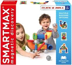 Smartmax  constructie speelgoed Click & Roll