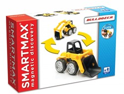 Smartmax  constructie speelgoed Bulldozer - 112