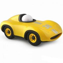 Playforever speelvoertuig Speedy Le Mans Geel