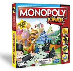 Hasbro kinderspel Monopoly junior