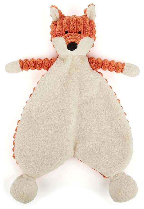 Jellycat Cordy Roy Baby Fox Soother 23cm Planet Happy Be
