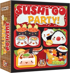 White Goblin Games  bordspel Sushi Go Party!