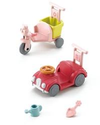 Sylvanian Families  speel figuren Baby rijspeelgoed - 3567
