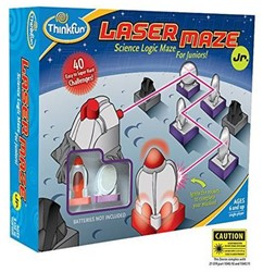 Thinkfun  puzzelspel Laser Maze jr