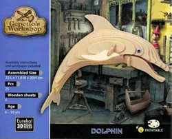 Gepetto's Workshop Dolphin