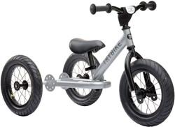 Trybike loopfiets 2-in-1 zilver