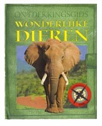 Kinderboeken  educatieboek Ontdekkingsgids wonderlijke dieren