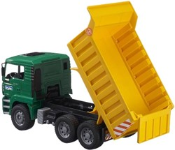 Bruder  - MAN Tip up truck
