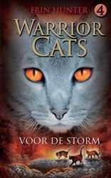 Kinderboeken  leesboek Warrior Cats Voor de Storm 4