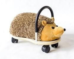 Wheelybug loopauto Egel klein