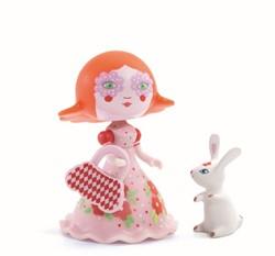 Djeco Arty Toys - Elodia & white